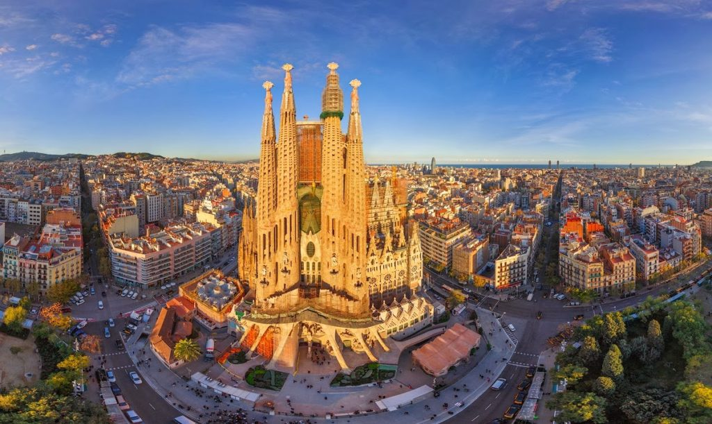 Charleston Spanish Tutor Barcelona