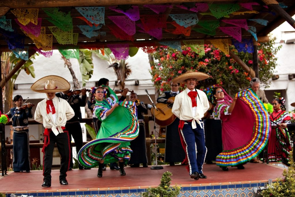 Charleston Spanish Tutor Festival In Mexico