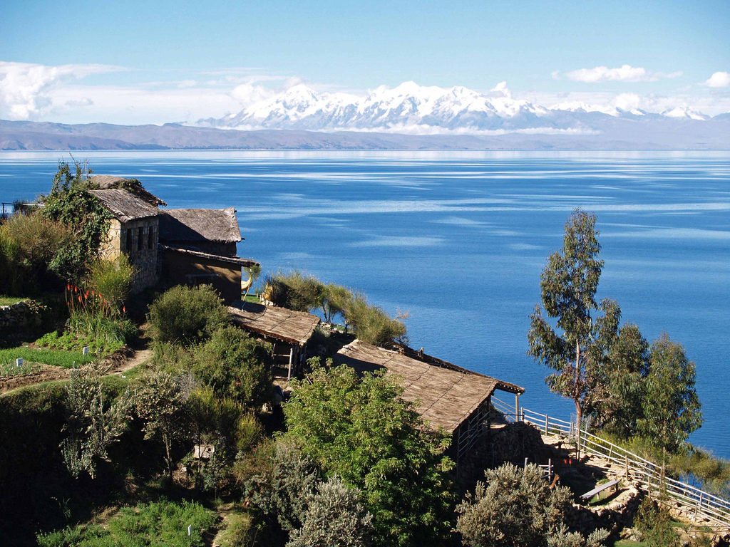 Charleston Spanish Tutor Lake Titicaca