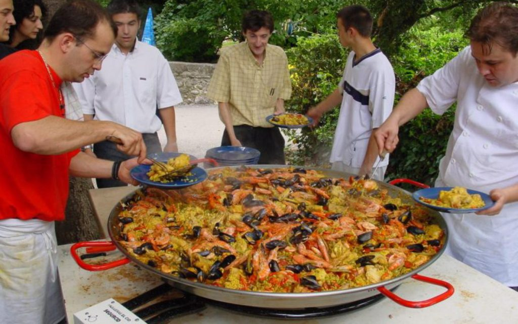 Charleston Spanish Tutor Paella 2