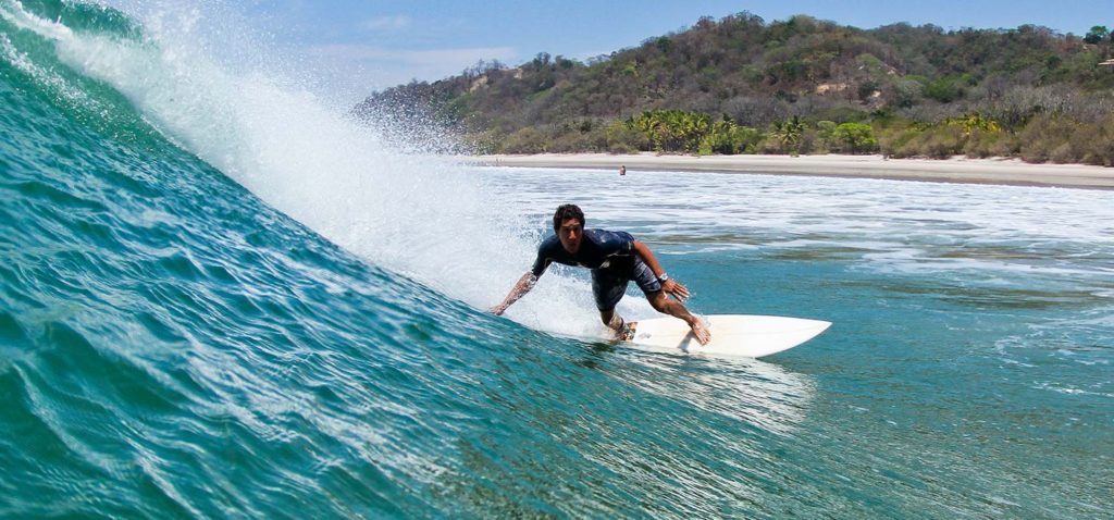 Charleston Spanish Tutor Surfing Costa Rica